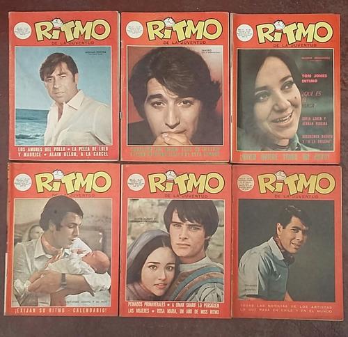 revistas ritmo ediciones antiguas