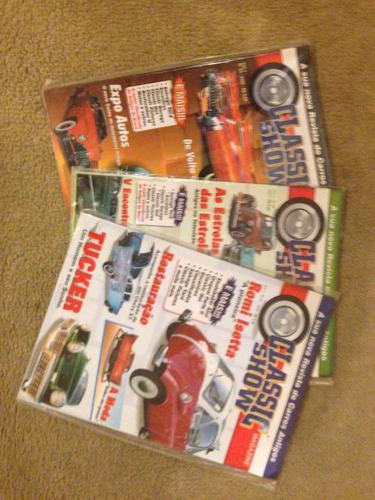 revistas rodas coleção