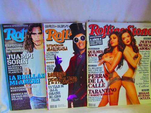 revistas rolling stone hay 21 precio x cada una