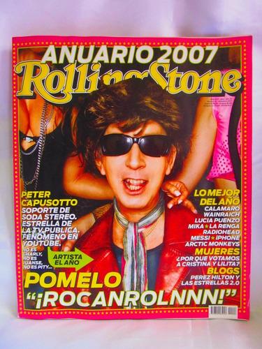 revistas rolling stone hay 3 nros radiohead, led zeppelin