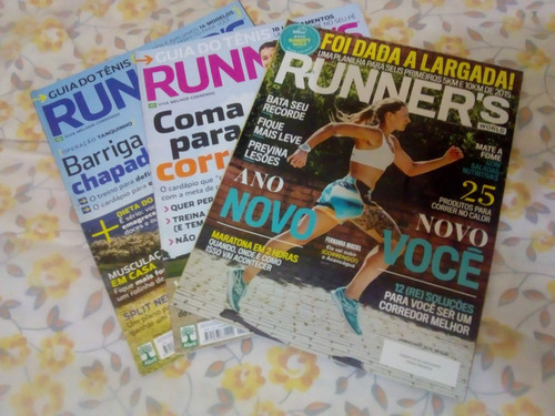 revistas runner's world