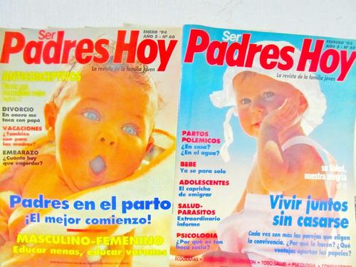 revistas ser padres hoy hay 18 numeros