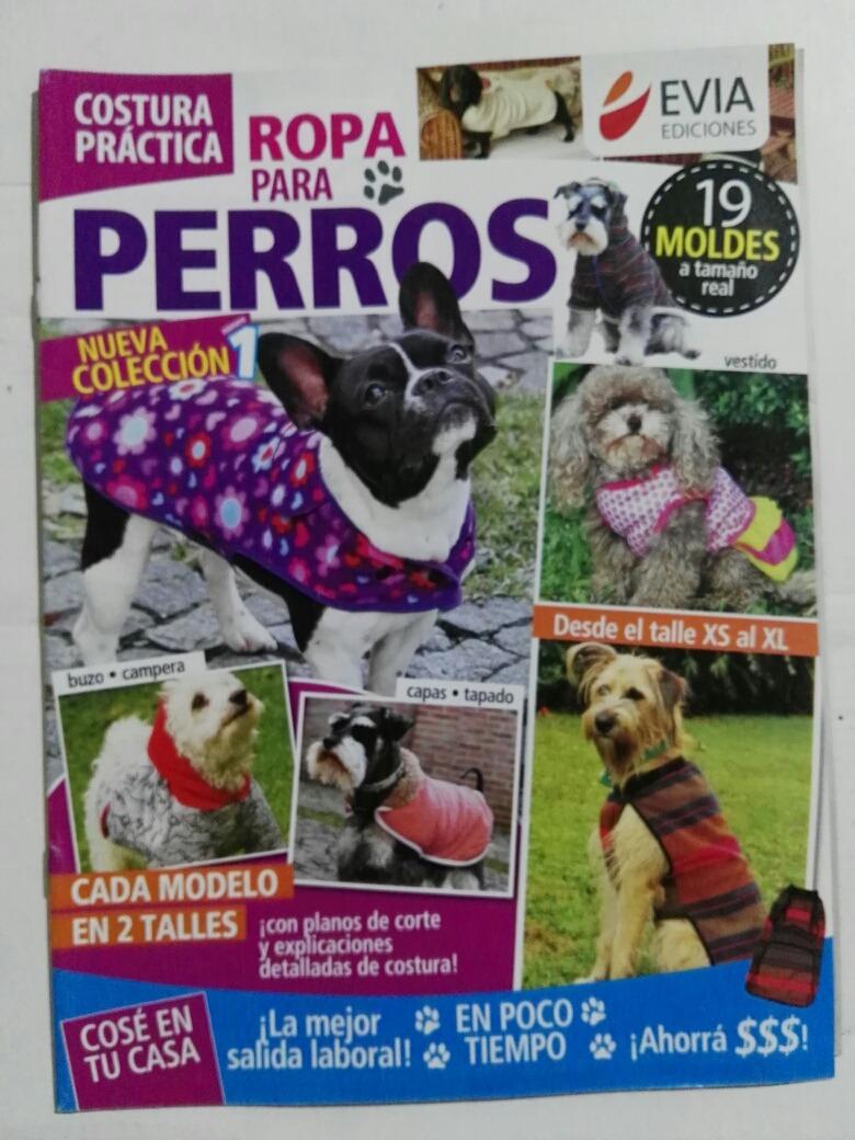 Revistas Sobre Ropa Para Perros - $ 23,00 en Mercado Libre
