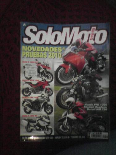 revistas solomoto 30/ lamoto