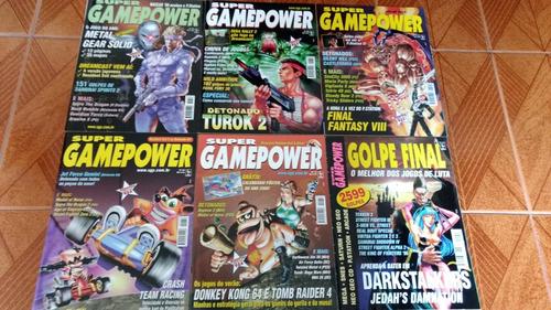 revistas super game power