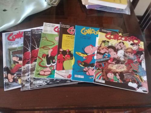 revistas suplemento cómics condorito colección 2009