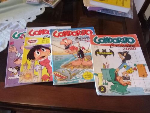 revistas suplementos cómics condorito colección 2000