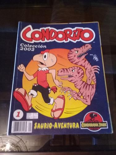 revistas suplementos cómics condorito colección 2002
