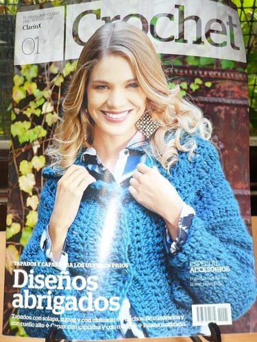 revistas tejido crochet clarin