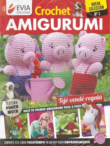 revistas tejidos amigurumis x2