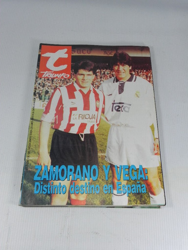 revistas triunfo 1992/93 numeros 316 al 392(6)