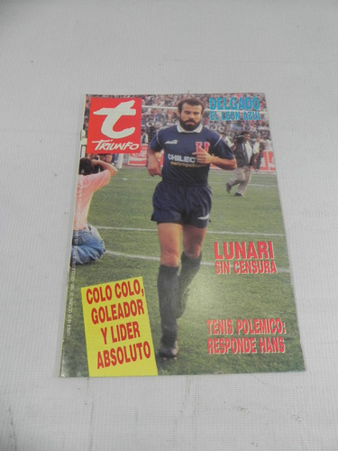 revistas triunfo numeros 304 al 384 año 1992/93(6)