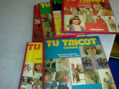 revistas tu tricot