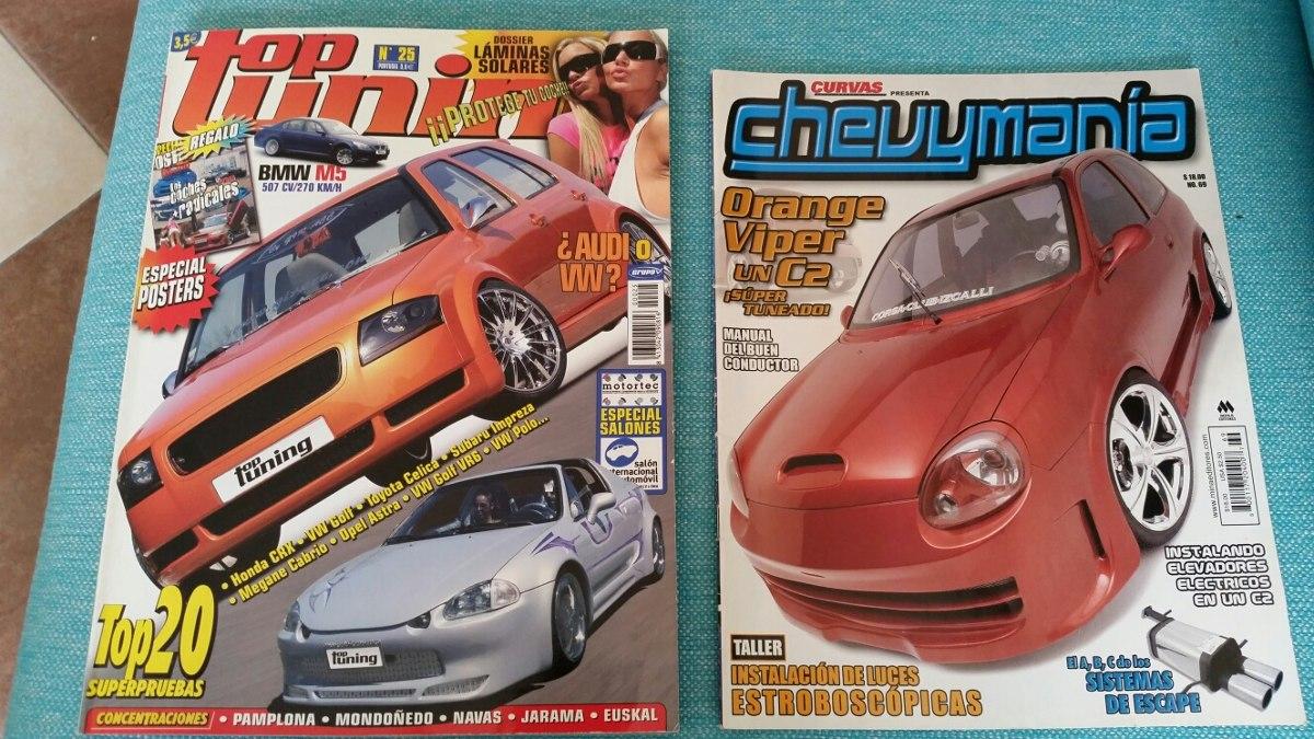 revista chevymania