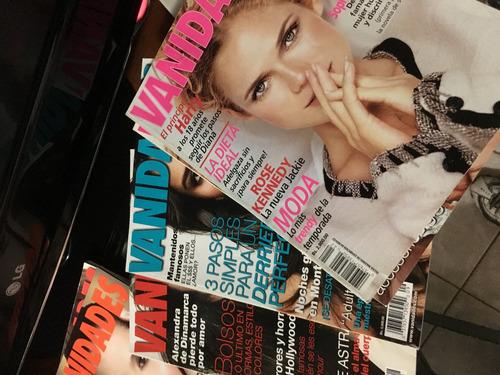 revistas vanidades en perfecto estado