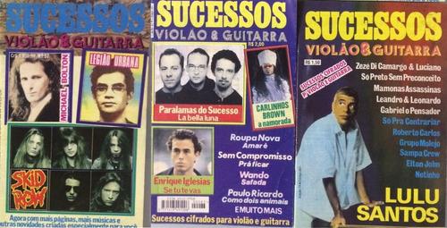 revistas violão guitarra