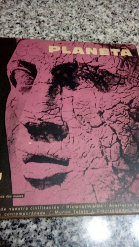 revists planeta número 7 .sep/octubre 1965 .liquido :55 $ !!