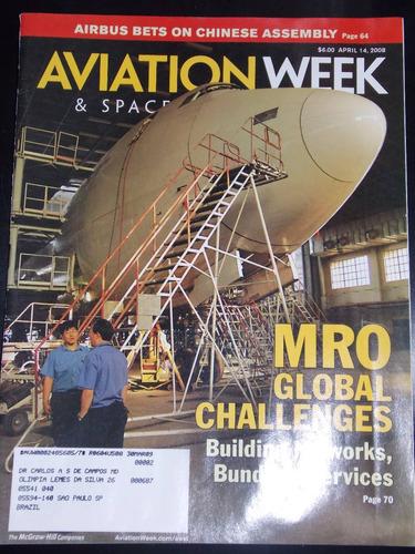 revita aviation week 14 de abril de 2008 mro global challen