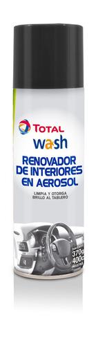 revitalizador de neumáticos aerosol total wash 400 cm3