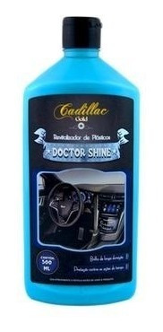 revitalizador de plástico doctor shine cadillac - 500ml