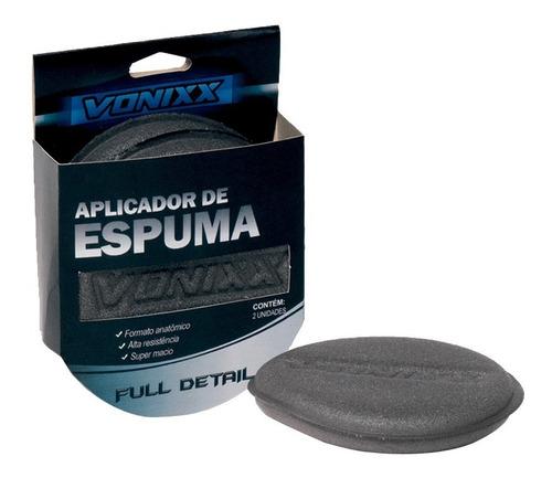 revitalizador rejuvex + aplicador de espuma 2und vonixx