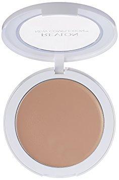 revlon cutis nueva one-step maquillaje compacto, beige de