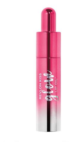 revlon labial kiss glow lip oil