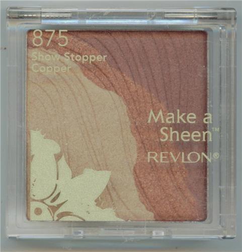revlon make a sheen sombra/rubor camouflage tno 875 e.gratis