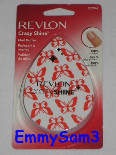*revlon pulidor de uñas mariposas mod: 92994 - 100% original