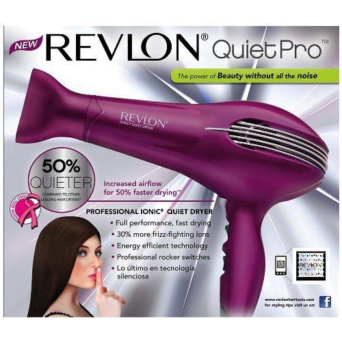 revlon rvdr5045 quiet pro ionic dryer