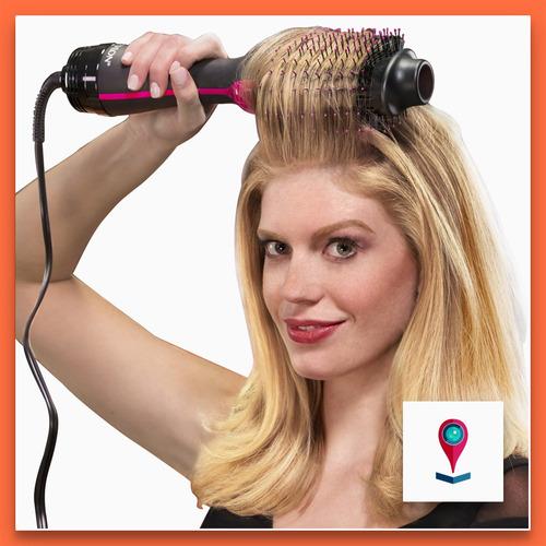 revlon rvdr5222 cepillo secador de cabello c/voluminizador