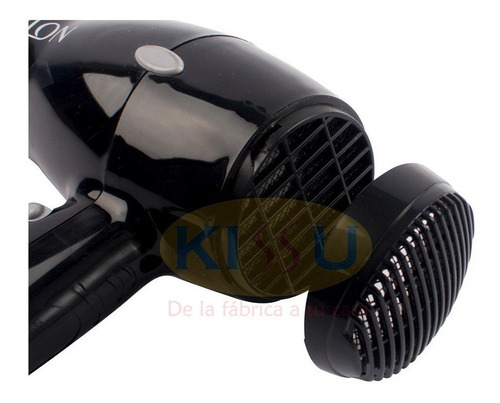 revlon secadora de cabello 1875 watts 2 temperaturas 2 veloc