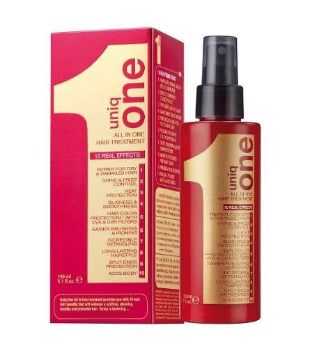 revlon uniq one hair treatment 10 em 1 - 150ml original