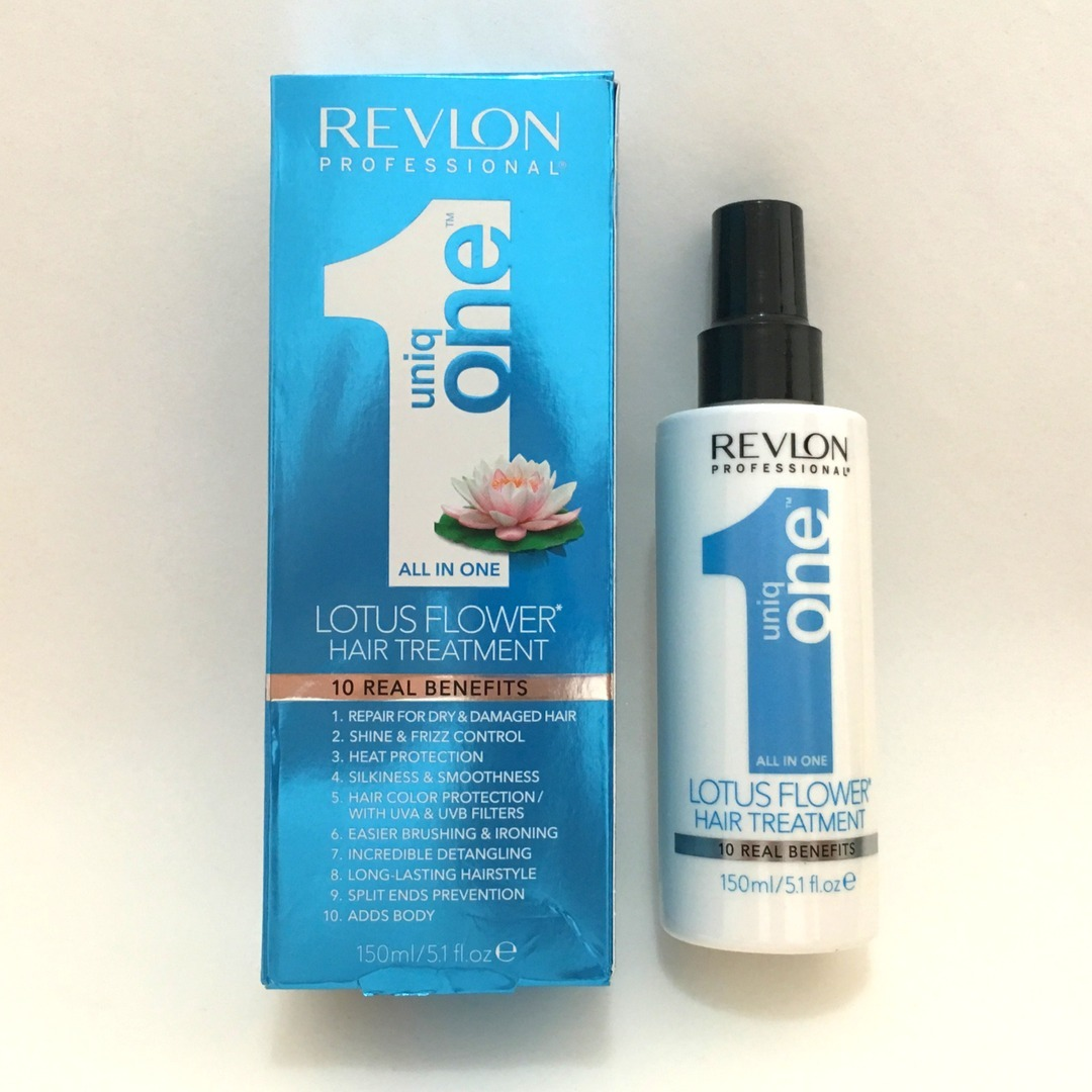 Revlon Uniq One Lotus Flower Hair Treatment 10in1 Original R 69