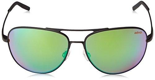 revo windspeed re 3087 gafas de sol de aviador polarizadas