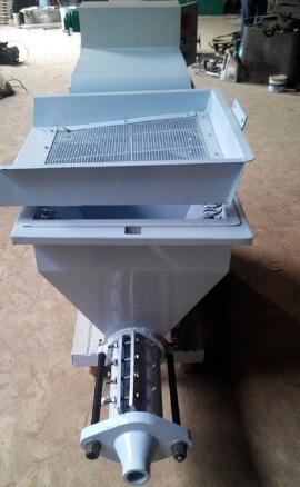 revocadora, maquina de proyectar