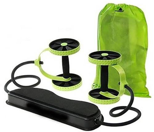 revoflex academia em casa xtreme aparelho abdominal portatil