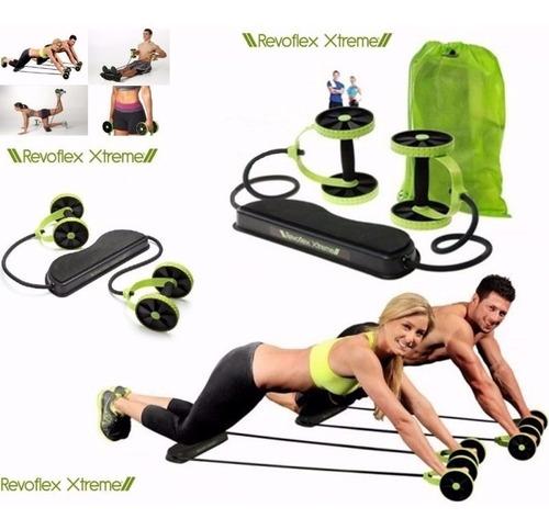 revoflex xtreme rueda para ejercicios fitness