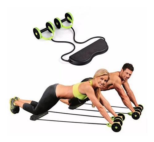 revoflex xtreme rueda para ejercicios multifuncional