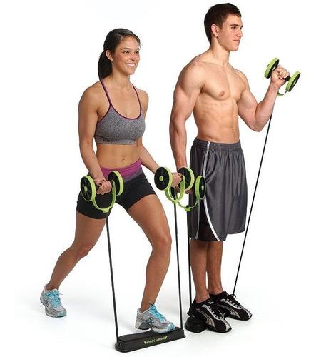 revolflex xtreme para ejercicios multifuncional + bolso