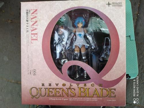 revoltech queen blade nanael