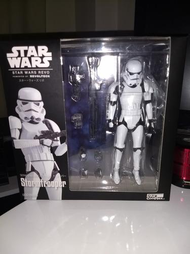 revoltech stormtrooper star wars original
