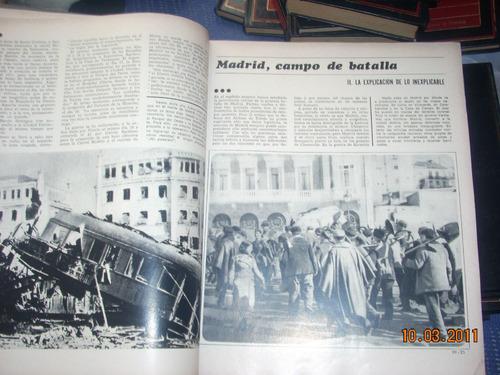 revolucion española. tres tomos : $ 25000
