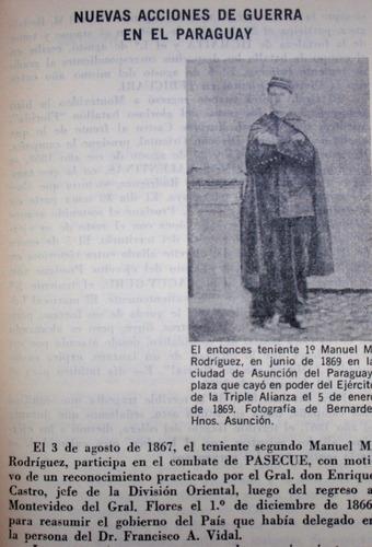 revolucion flores biografia coronel manuel rodriguez