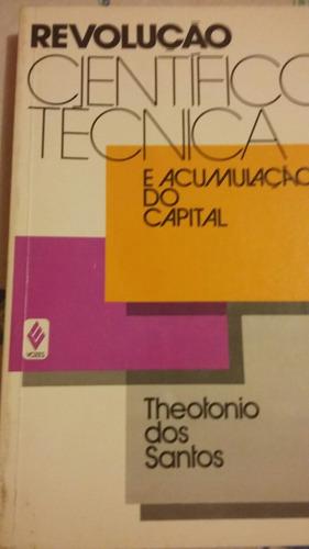 revolução científico técnica e acumulação do capital