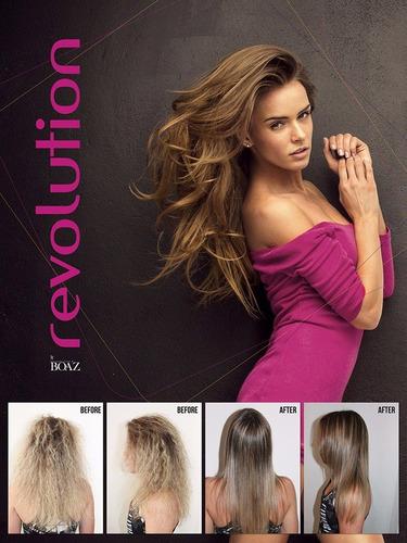 revolution progressiva boaz hair * 0% formol * 100% liso