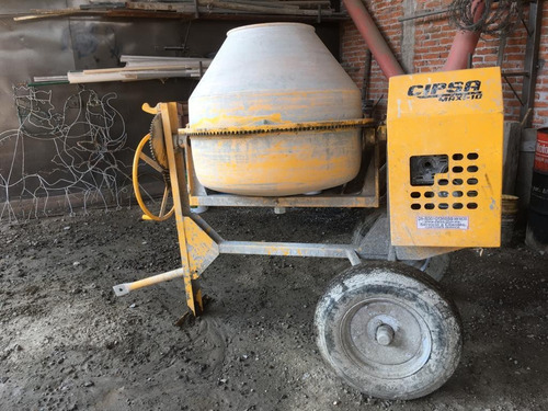 revolvedora de concreto cipsa maxi-10