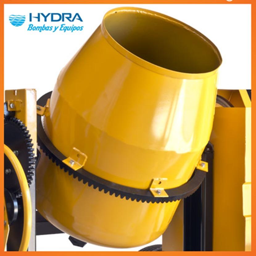 Revolvedora de concreto con motor thunder de 7 5 hp for Precio del mercado de concreto encerado