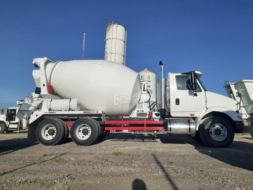 revolvedora de concreto international camión 8m3 2019  #1898