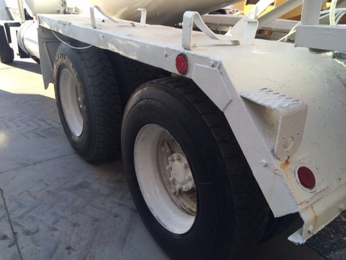 revolvedora de concreto volvo mod. 86  para 8.5 mts